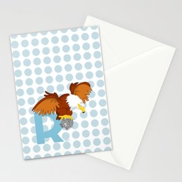 r for roc Stationery Cards