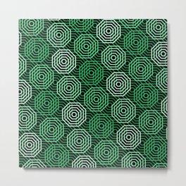 Op Art 167 Metal Print