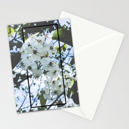 Two (Hazy Eyes) Stationery Cards