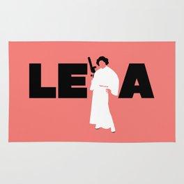 Princess Leia Rug