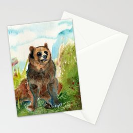 kodiak Stationery Cards