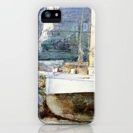 Drydock, Gloucester - Digital Remastered Edition iPhone Case