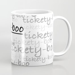 Call the Midwife - Tickety-boo Coffee Mug