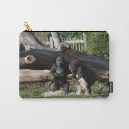 Gorillas, Dublin Zoo Carry-All Pouch