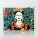 Frida, queen of hearts closer II by madalenalobaotello