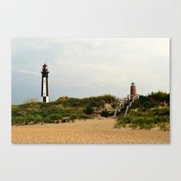 Beach IV Canvas Print