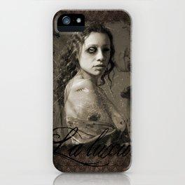 La luxure iPhone Case