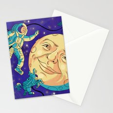 Trip to the Planetarium Stationery Cards
