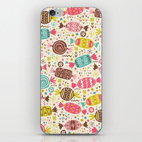 Sweeties iPhone & iPod Skin