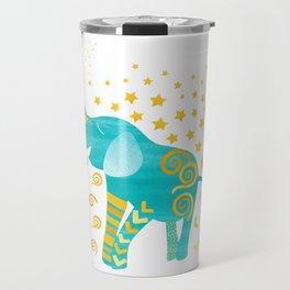 Lucky Elephant – Magic Villa Travel Mug