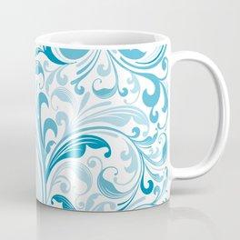 Abstract Floral 31 Coffee Mug