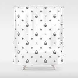 Inkling Shower Curtain