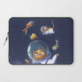 Space Cat Laptop Sleeve