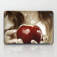 fairy tale iPad Cases featuring Fairy Tale by Judy Hung