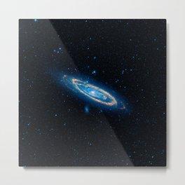 727. Our Neighbor Andromeda Metal Print