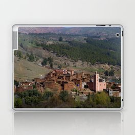 Village Among Hills Laptop & iPad Skin
