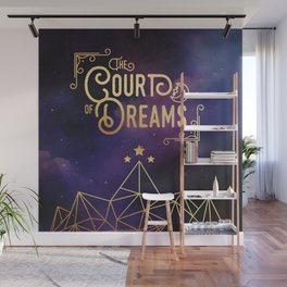 The Court of Dreams - ACOMAF Wall Mural