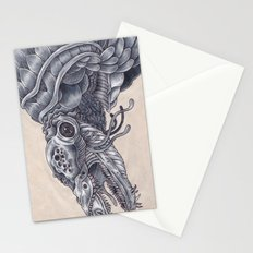 Deep Sea Creature Stationery Cards