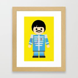 Toy Paul Framed Art Print