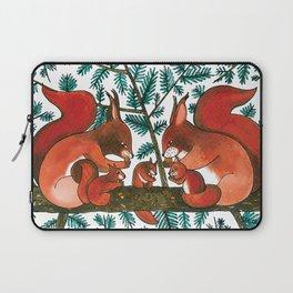 Noah's Ark - Squirrel Laptop Sleeve