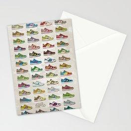 i love dunks Stationery Cards