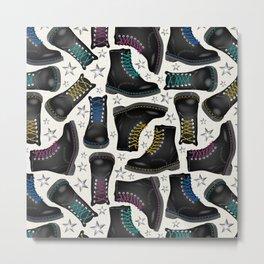 Rock'n'Shoes Metal Print