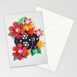 Calavera 1 Stationery Cards