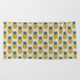 Original Pineapple Beach Towel