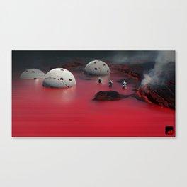 X4 Canvas Print