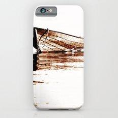 Wooden boat Slim Case iPhone 6s