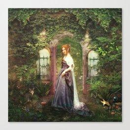 The Unlocked Door Canvas Print