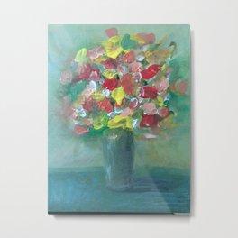 Flowers of love Metal Print