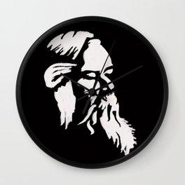 Rabindranath Tagore Wall Clock