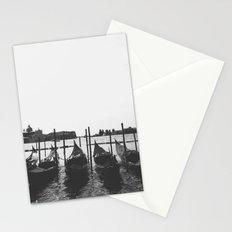 Venetian Gondolas Stationery Cards