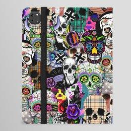 SKULL iPad Folio Case