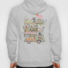 The dream car Hoody