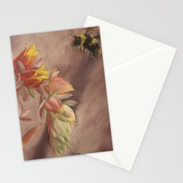 Succulent Delight Stationery Cards