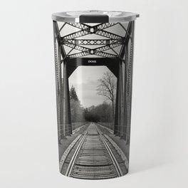 Steel Bridge from 1906 - B+W Travel Mug
