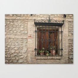 Granada, Spain Canvas Print