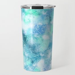 Cracked Geode Travel Mug