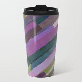 Brushstrokes Travel Mug