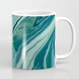 Blue Planet Marble Coffee Mug