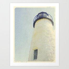 Pemaquid Point Lighthouse, Maine Art Print