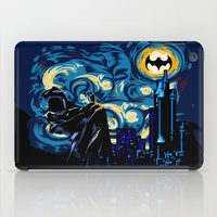 van iPad Cases featuring Starry Knight iPhone 4 4s 5 5c 6, pillow case, mugs and tshirt by Three Second