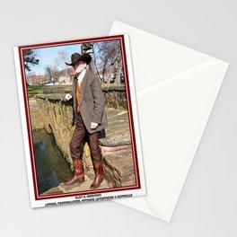 Gary D. Courtney - Author, Photographer, Outdoor Adventurer & Historian Stationery Cards