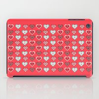 valentine iPad Cases featuring Valentine by Heaven7
