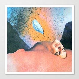 Sogni e segni Canvas Print