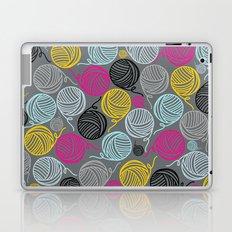 Yarn Yarn Yarn Yarn Yarn Laptop & iPad Skin