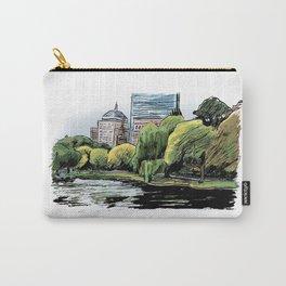 Public Garden 1 Carry-All Pouch