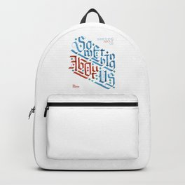 Something About Us Backpack